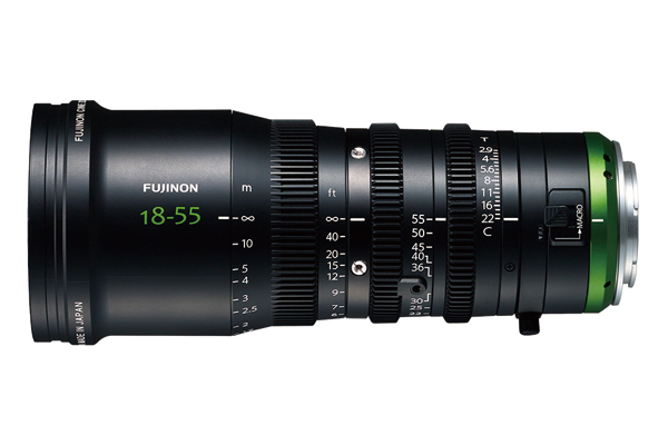 [photo] MK18-55mm T2.9 zoom lens