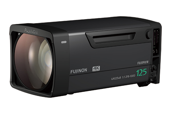 [photo] 4k Studio / Field lens model UA125×8BESM