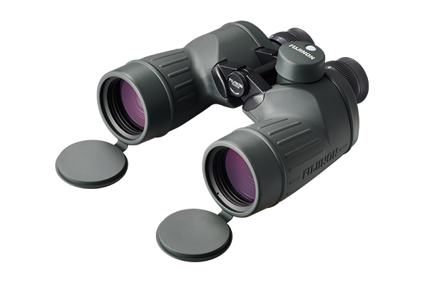 [photo] 7×50MTRC-SX binoculars with olive green, rubber body and compass on top