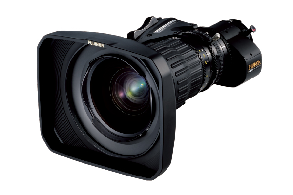 [photo] Fujinon 2/3 inch HD series camera lens