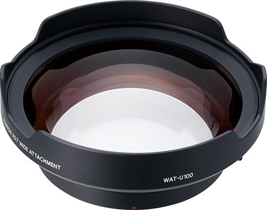 [foto] Accesorio de conversión de lentes de fijación ancha (WAT)