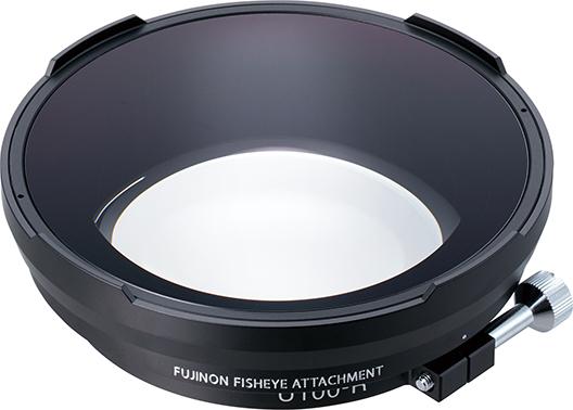 [foto] Accesorio de conversión de lentes de fijación ojo de pez (F-AT)