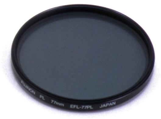 [photo] Polarizing Filter (PL) accessory