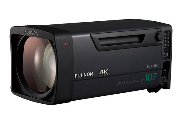 [photo] 4k Studio / Field lens model UA107x8.4BESM