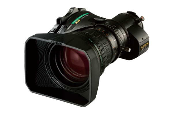 [photo] Fujinon HD eXceed series camera lens