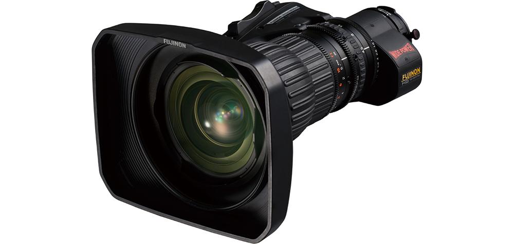 [photo] 2/3 inch HD SELECT lens model ZA12x4.5BERM / BERD