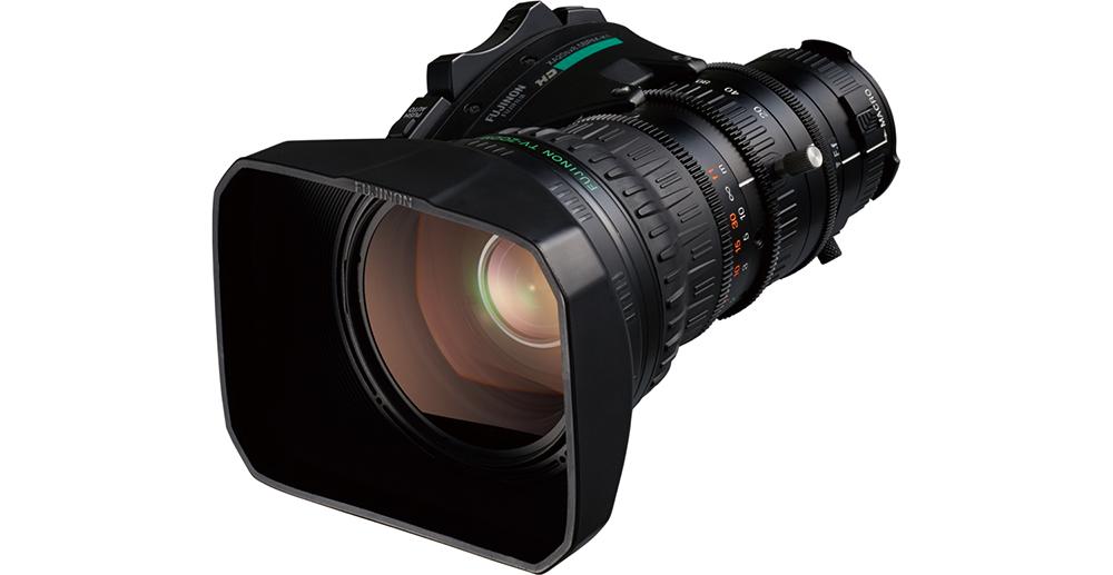 [foto] Lente de 2/3pulgada HD serie eXceed modelo XA20sx8.5BRM