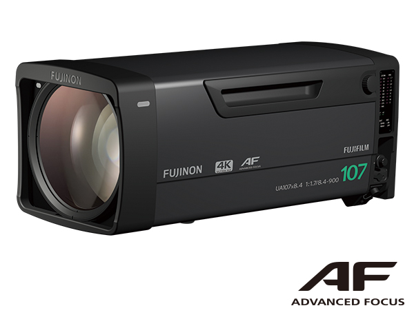 [photo] 4k Studio / Field lens model UA107x8.4BESM AF