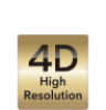 [logo] 4D High Resolution
