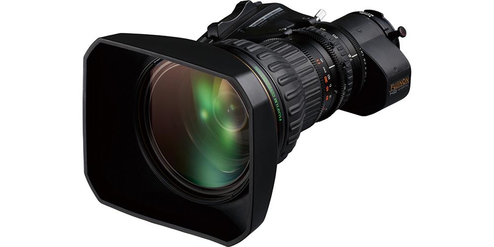 [photo] 2/3 inch HD SELECT lens model ZA22x7.6BERM / BERD