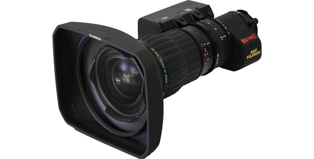 [photo] Remote Control lens model ZA12x4.5BMD