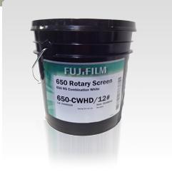 [foto] Un cubo de pintura de tinta Fujifilm serie 650