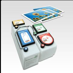 Productos químicos e imágenes procesadas del sistema de impresión FA2