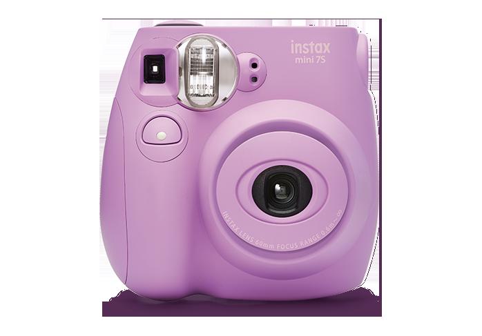 Mini 7S cameras in purple
