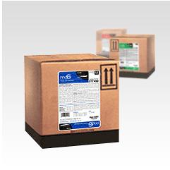 Caja del productos químicos E6
