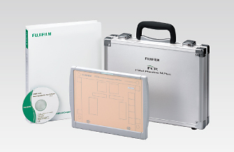 [photo] Mammography QC Program binder, case, etc.
