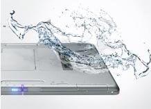 [photo] Water splashing on C24 Panel