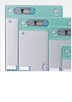 [photo] Different sized IP Cassette Type CC FCR standard cassettes