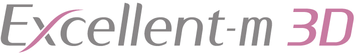 [logotipo] Excelente-m 3D