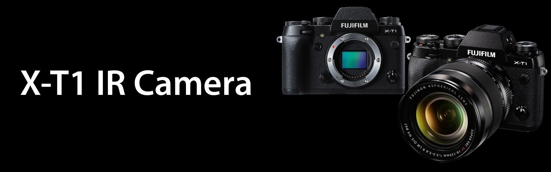 X-T1 IR Camera