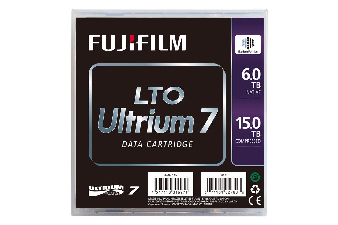 Cartucho de datos Fujifilm LTO Ultrium 7