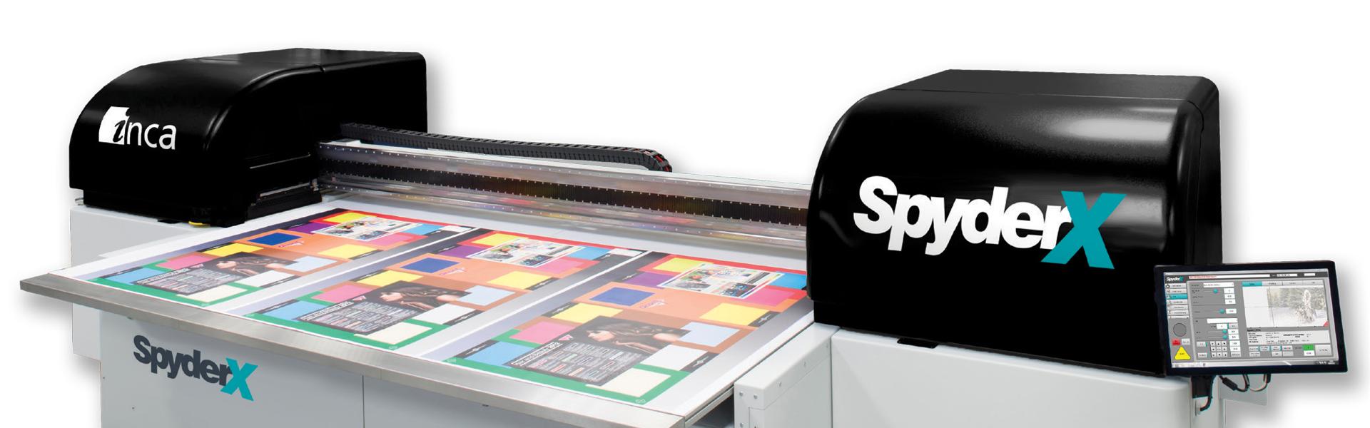 SpyderX Printer