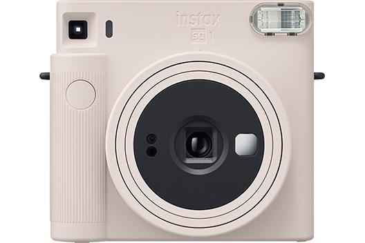 [photo] INSTAX SQUARE SQ1 camera in Chalk White color