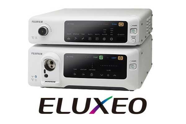 [photo] Eluxeo 7000 endoscope system