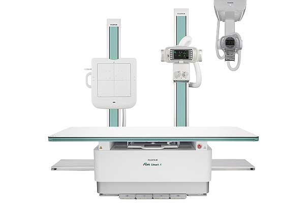 [photo] FDR Smart X X-ray System on a white background