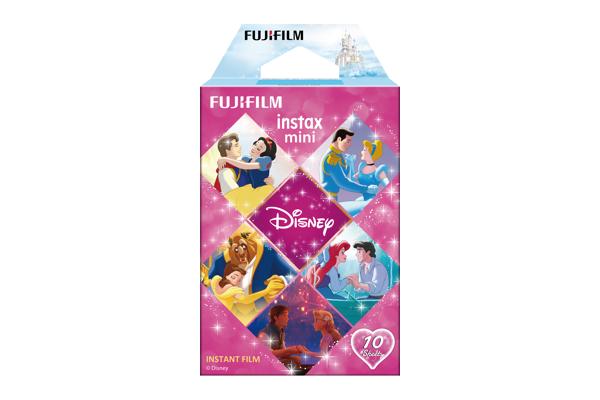 INSTAX Mini Disney Princess Film box