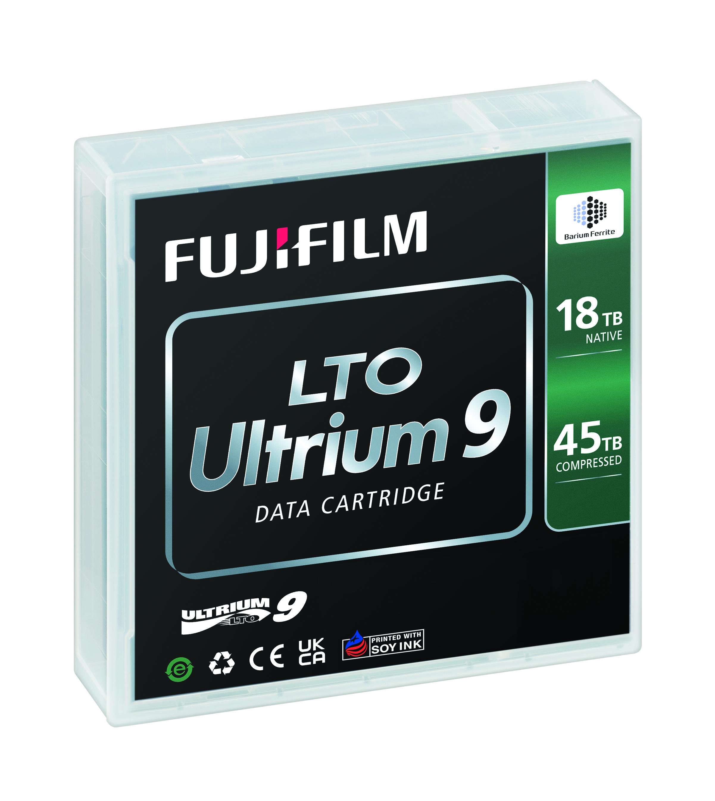 Cartuchos de datos LTOUltrium 9