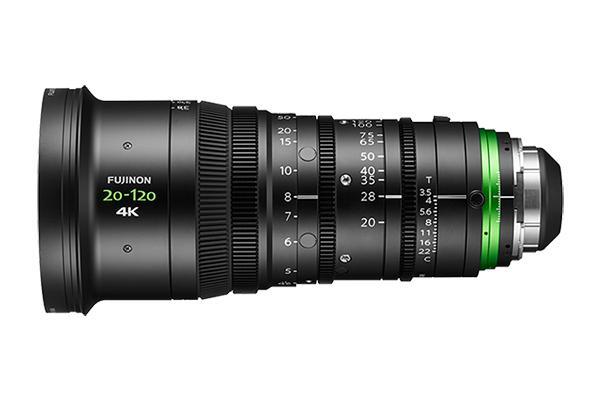[foto] Lente de zoom XK20-120mm T3.5