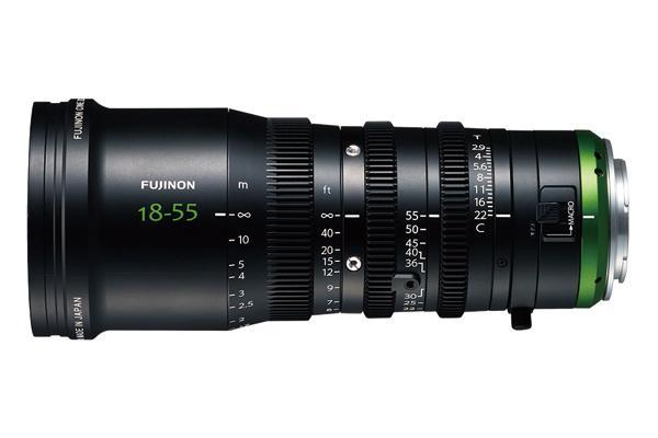 [photo] MK18-55mm T2.9 zoom lens
