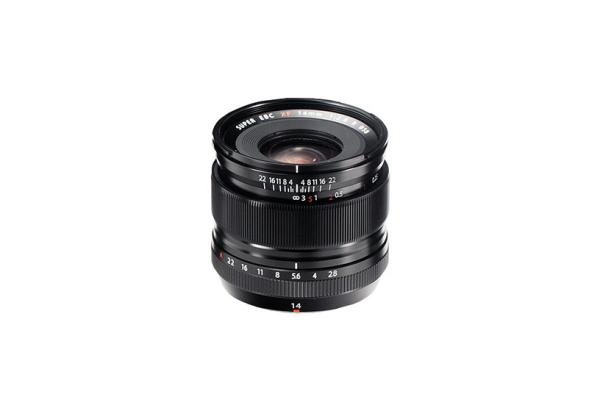 Image of XF14mmF2.8 R lens