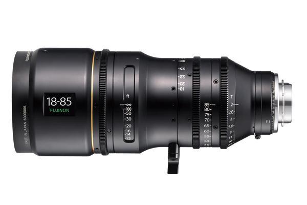 [foto] Lente de zoom HK18-85mm T2.0