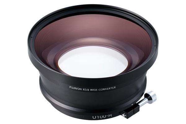 [photo] Wide Converter (WCV) optical accessory