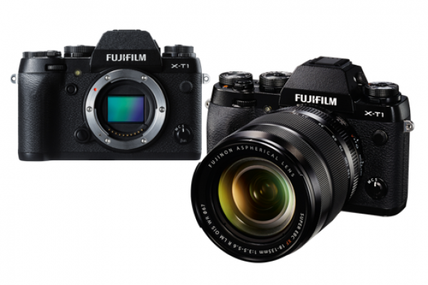 X-T1 IR Camera Front
