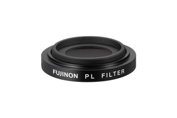 [foto] Accesorio de filtro polarizado Fujinon