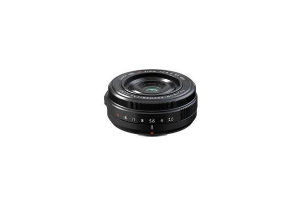 [photo] Fujifilm XF27mmF2.8 R WR prime lens - Black