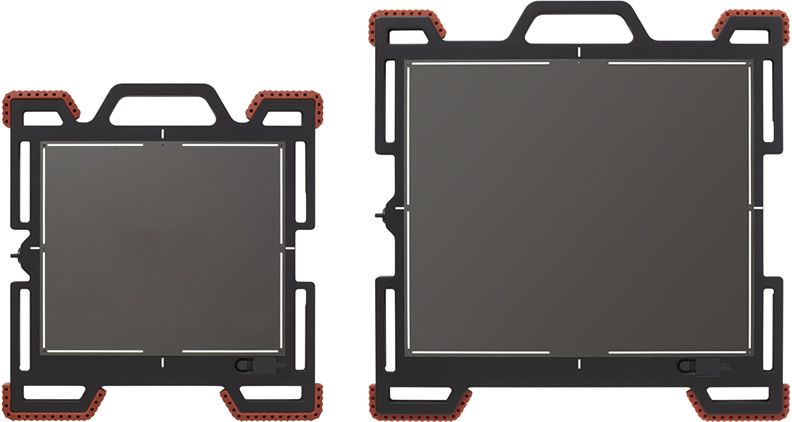 [photo] Small and large DynamIx FXR panels