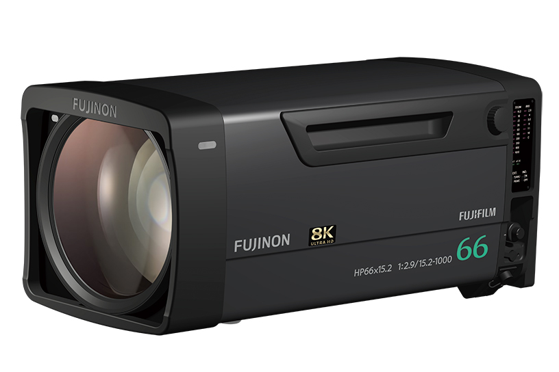 [photo] 8K Studio / Field Box Lenses model HP66x15.2-ESM