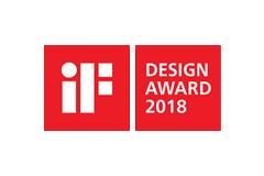 [Logo]iF design award 2018
