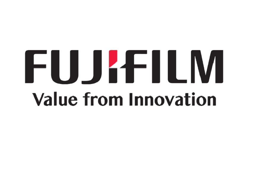 [logo] Fujifilm - Value from Innovation
