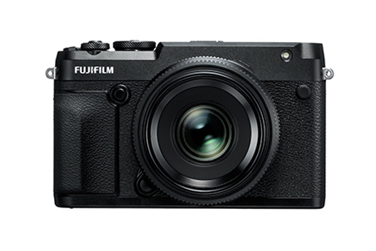 "[Photo]Mirrorless digital camera ""FUJIFILM GFX 50R"""