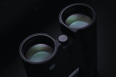[photo] Binocular lenses