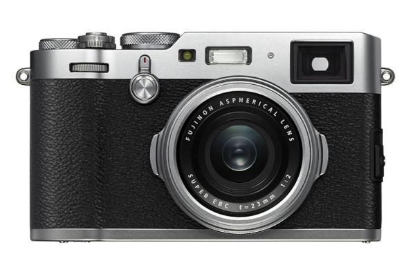 [photo] Fujifilm X100F System Digital Camera - Silver and black