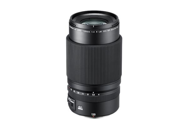[photo] Fujifilm GF120mm lens