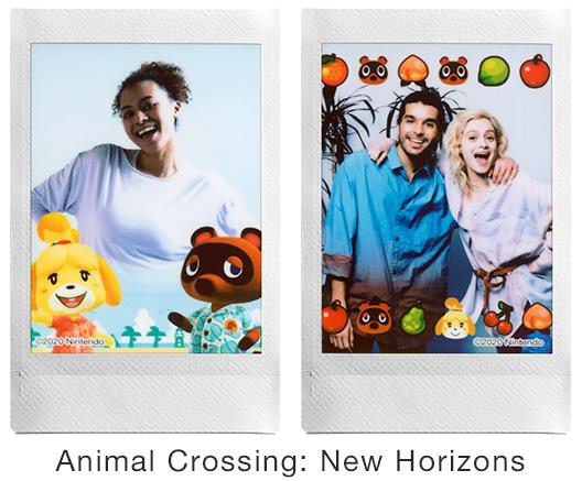 [image]Frame Print Animal Crossing: New Horizons