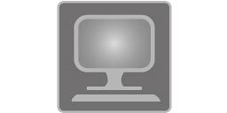 [imagen] Un monitor de PC y un teclado en una mesa de escritorio
