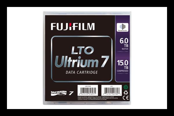 Cinta de datos Fujifilm LTO Ultrium 7